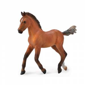 Breyer by CollectA - Bay Hanoverian Foal