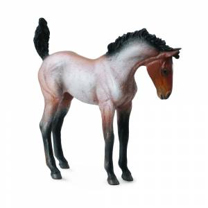 Breyer by CollectA - Bay Roan Mustang Foal