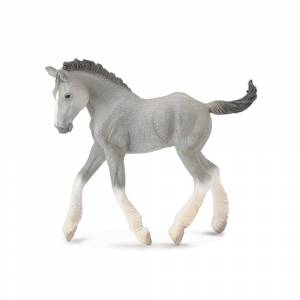 Breyer by CollectA - Grey Shire Foal