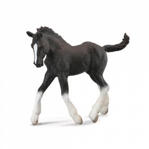 Breyer by CollectA - Black Shire Foal