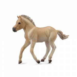 Breyer by CollectA - Brown Dun Fjord Foal