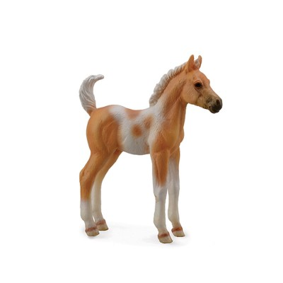 Breyer by CollectA - Palomino Pinto Foal