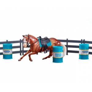 Breyer Barrel Racing Set