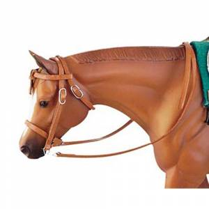 Breyer Traditional Western Show Bridle