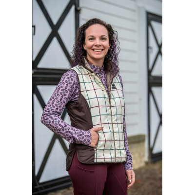 FITS Ladies Everly Reversible Vest