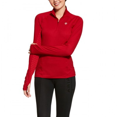 Ariat Ladies Lowell 2.0 1/4 Zip Baselayer