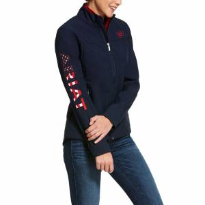 Ariat Team USA Softshell Jacket