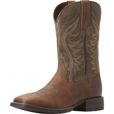 Ariat Mens Amos Square Toe Boots