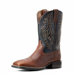 Ariat Mens Sport Square Toe Western Boots