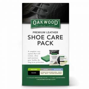 Oakwood Shoe Care Pack