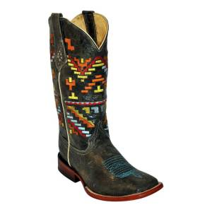 Ferrini Ladies Aztec Cowgirl Boots