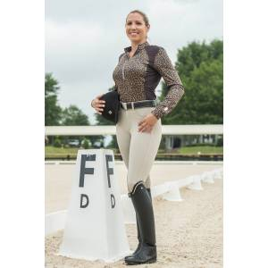FITS Ladies PerforMAX Full Seat Zip Front Breeches