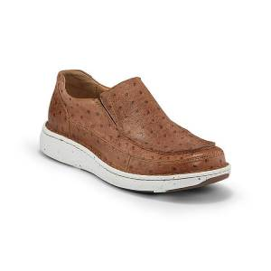 Justin Mens Easy Rider Looper Casual Shoes
