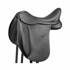 Arena HART Black Dressage Saddle 16.5
