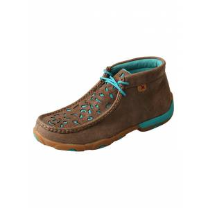 Twisted X Ladies Chukka Driving Mocs