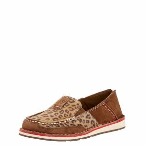 Ariat Womens Cruiser - Dark Earth/Cheetah