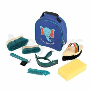 Shires Kids Ezi Groom Tikaboo Grooming Kit