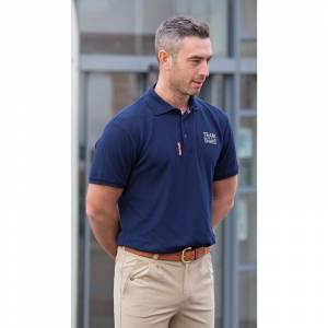 Shires Mens Team Polo Shirt