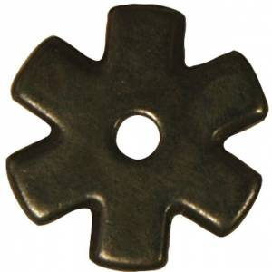 Partrade 6 Point 1 1/4 inch Rowels
