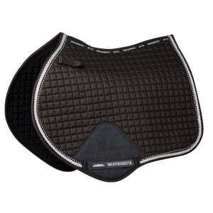 Weatherbeeta Prime Bling Jump Shaped Saddle Pad