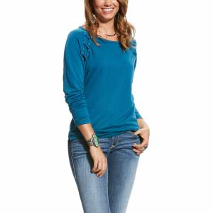 Ariat Ladies Tied Top