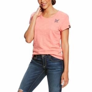 Ariat Ladies Pocket Tee