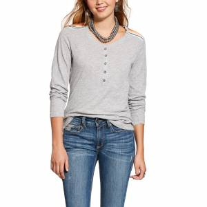 Ariat Ladies REAL Serape Long Sleeve Shirt