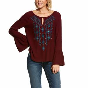 Ariat Ladies Jackson 3/4 Sleeve Tunic