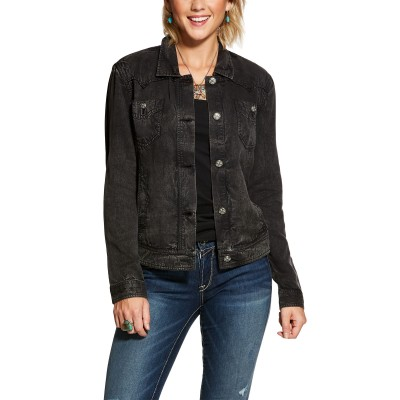 Ariat Ladies August Trucker Jacket