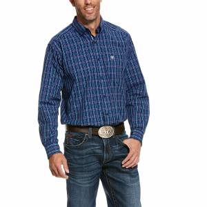 Ariat Mens Pro Series Roosevelt Classic Fit Long Sleeve Shirt