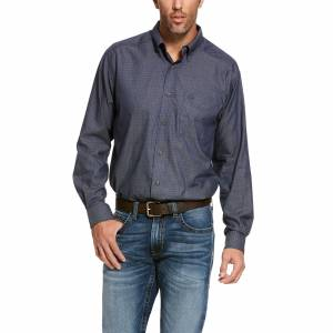 Ariat Mens Searson Classic Fit Long Sleeve Shirt