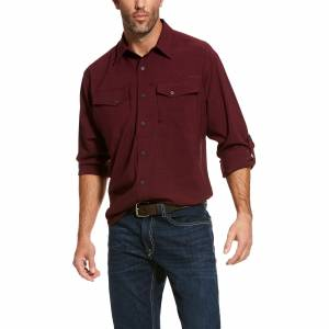 Ariat Mens VentTek Classic Long Sleeve Shirt