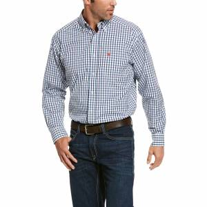 Ariat Mens Pro Series Rockwood Classic Long Sleeve Shirt
