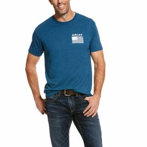 Ariat Mens Freedom Short Sleeve T-Shirt