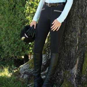 Irideon Ladies Camber Knee Patch Breeches