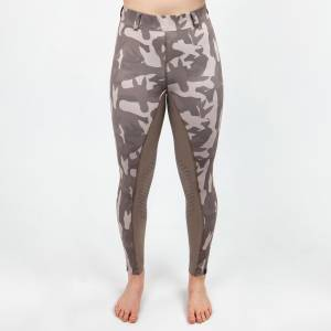 Irideon Kids Horsehead Camo Tights