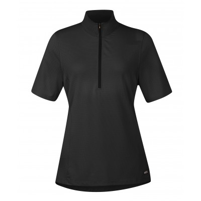 Kerrits Ladies Ice Fil Lite Short Sleeve Solid Riding Shirt