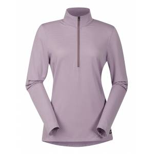 Kerrits Ladies Ice Fil Lite Long Sleeve Solid Riding Shirt