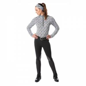 Kerrits Ladies Cross-Over II Knee Patch Breeches