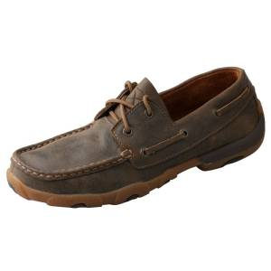 Twisted X Laides Boat Shoe Driving Mocs
