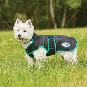 Weatherbeeta ComFiTec Windbreaker Free Parka Deluxe Dog Coat
