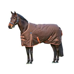 Saxon 600D With Gusset Standard Neck Lite II Turnout Blanket