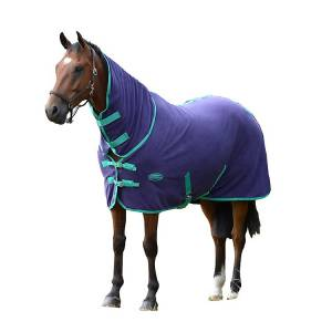 Weatherbeeta Fleece Cooler Combo Neck Blanket