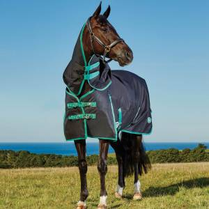 Weatherbeeta Green-Tec 900D Detach-A-Neck Medium Turnout