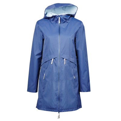 Dublin Ladies Ava Waterproof Trench Coat