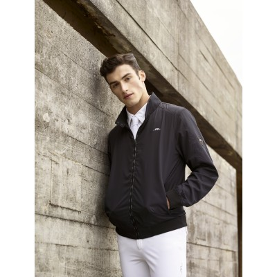 Alessandro Albanese Mens Packable Lightweight Jacket