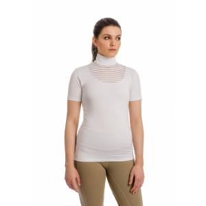 Horseware Ladies Lisa Technical Short Sleeve Competition Top