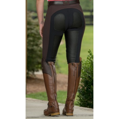 PerforMAX Front Zip Full Seat Breech