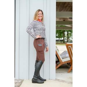 FITS Ladies ThermaMAX TechTread Winter Full Seat Breeches