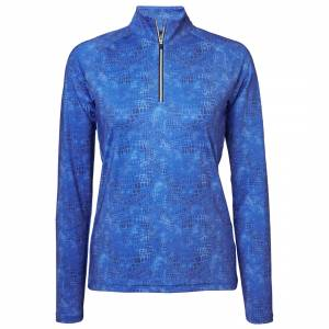 Mountain Horse Ladies Rosa Long SleeveTech Top